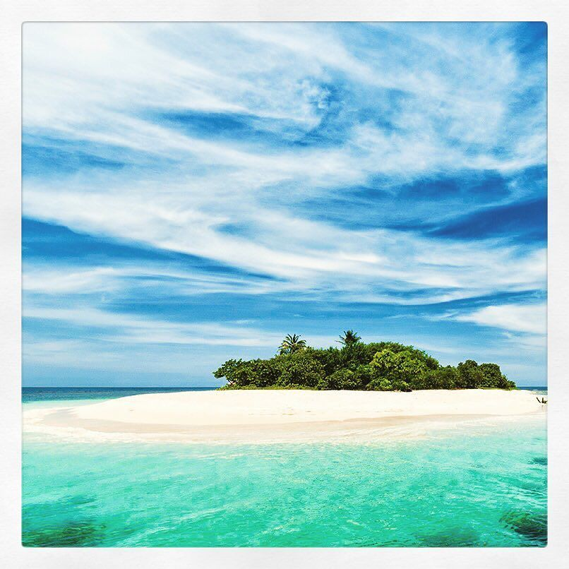 Deserted Island Beach: That Beach! What Would You Bring To Your Own Private