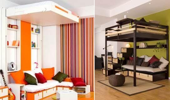 disegno idea » letti ikea soppalco - idee popolari per il design ... - Ikea Letti Matrimoniali A Soppalco