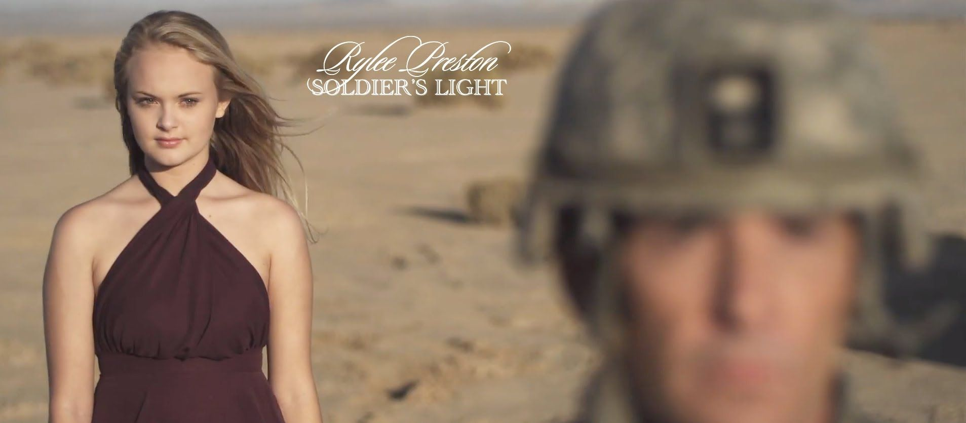 Meet a single soldier