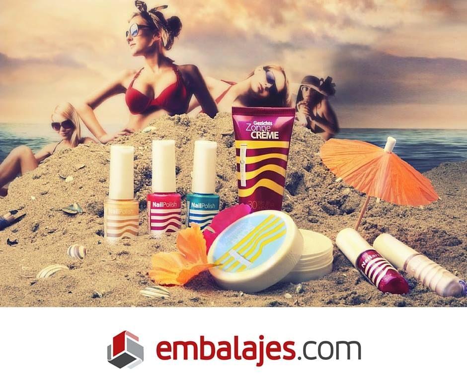 #Packaging #Verano #Envase #Original #PortalEmbalajes #Cosmética #Maquillaje