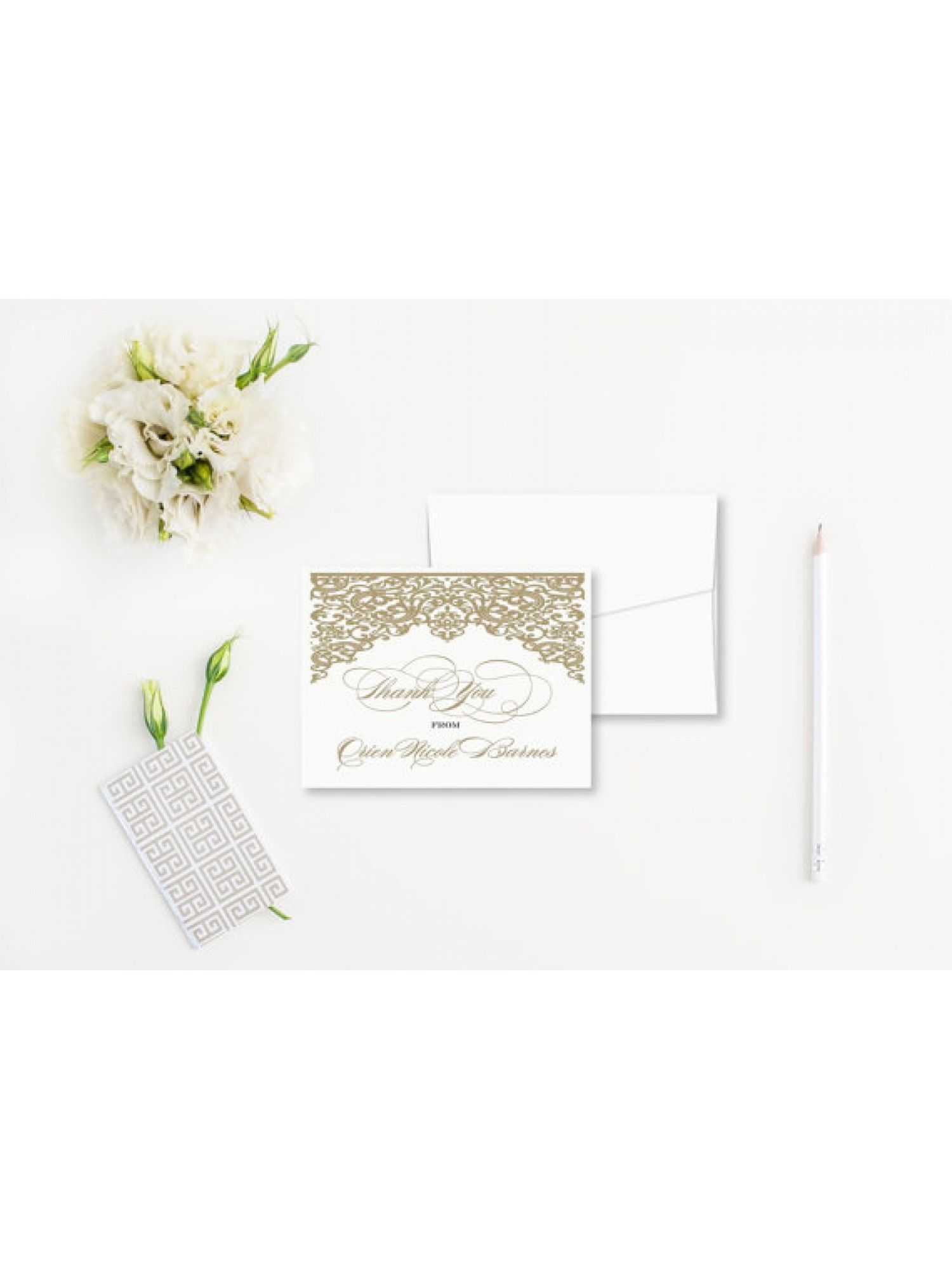 wedding bridal shower thank you cards thank you from the future mrs thank you