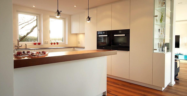 Küche mit Keramik-Arbeitsplatte 1 Küchen Pinterest Keramik - arbeitsplatte küche günstig kaufen