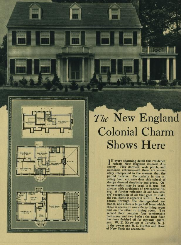 A Book Of Artistic Homes Shown In Rotogravure Illustrating The Work Of Many Of The Most Prominent S Small House Architects Architect House Vintage House Plans