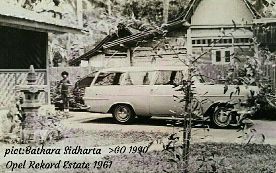 Opel Rekord Estete 1961 di 2020 Mobil