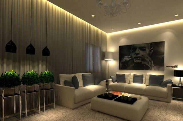 Living Room Lighting Ideas Modern Living Room Lighting Living