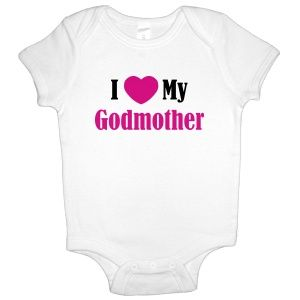 187ccb5ab i love my godmother onesie.. I'll have to find one in blue!   Girl ...