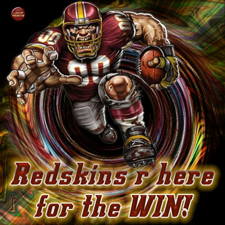 Pin de Clark en Redskins Futbol americano