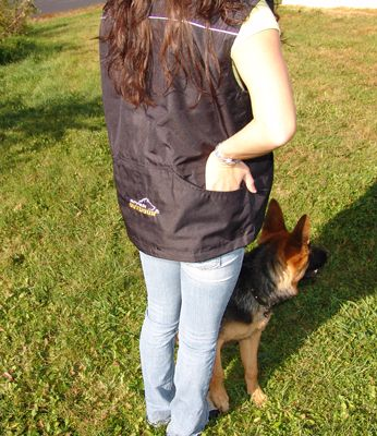 Arrak Field Dog Training Vest With Collar Dog Training Vest