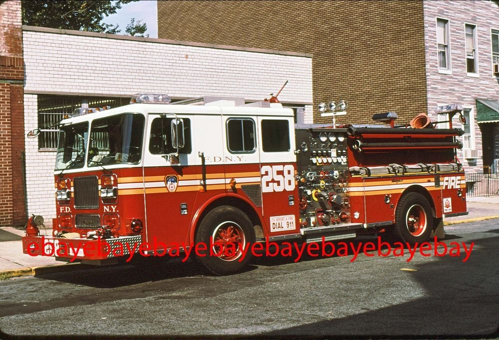 Details about Chapel Oaks MD Engine 381 1993 Emergency One