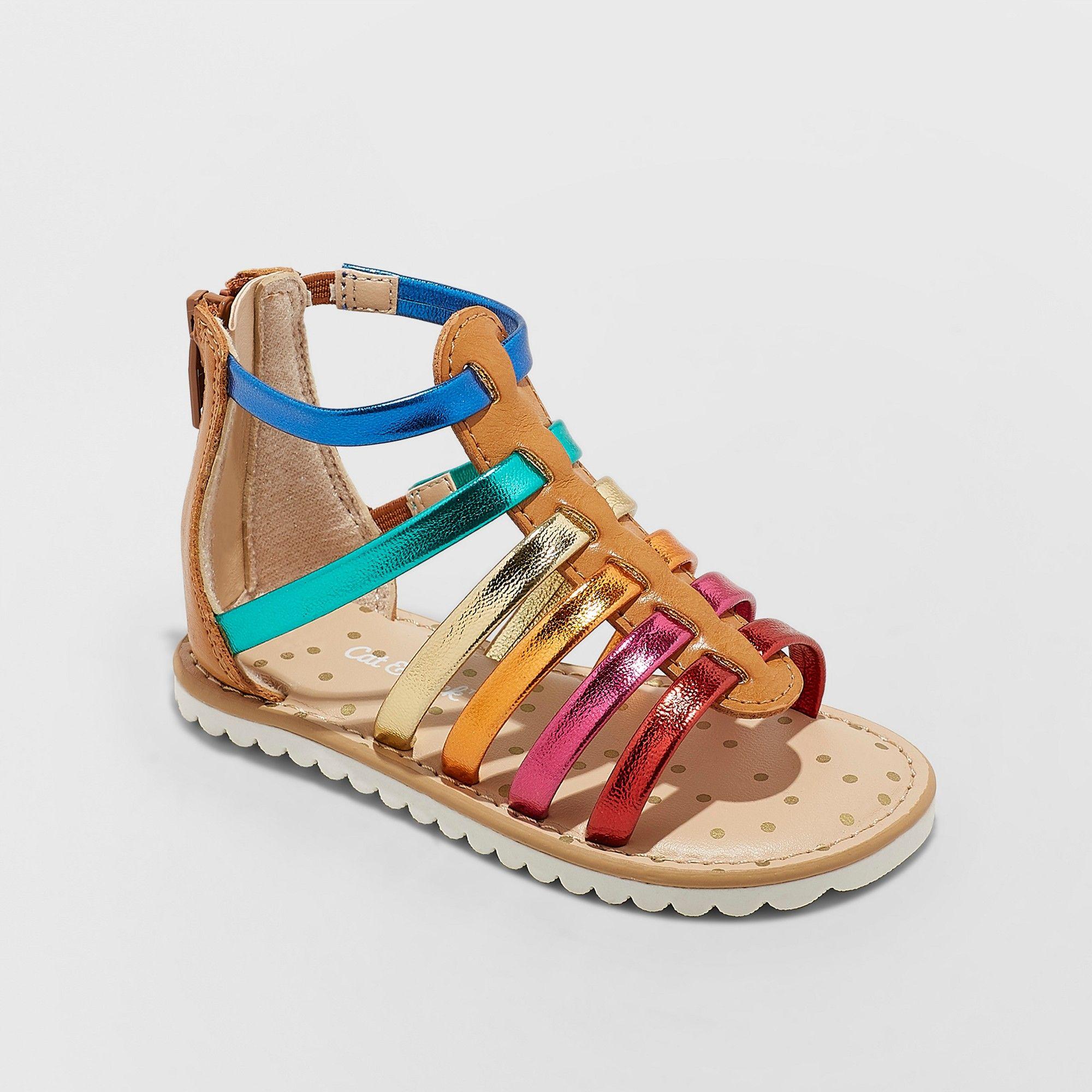 Toddler Girls' Fionna Gladiator Sandals
