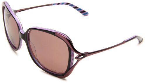 eb23dc5c64f Oakley Womens Changeover OO2035-05 Polarized Round Sunglasses ...