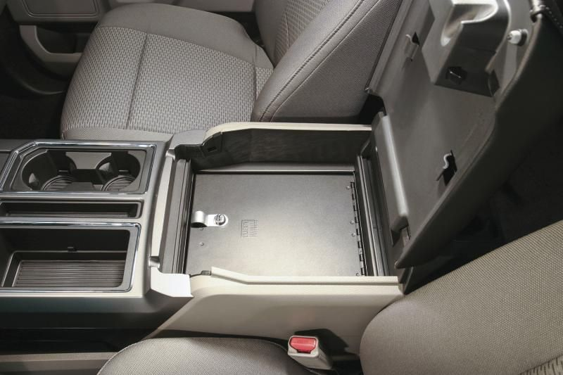 Tuffy Security Security Console Insert Ford 317 01 Truck Accessories Ford Ford F150 Accessories Ford Trucks F150