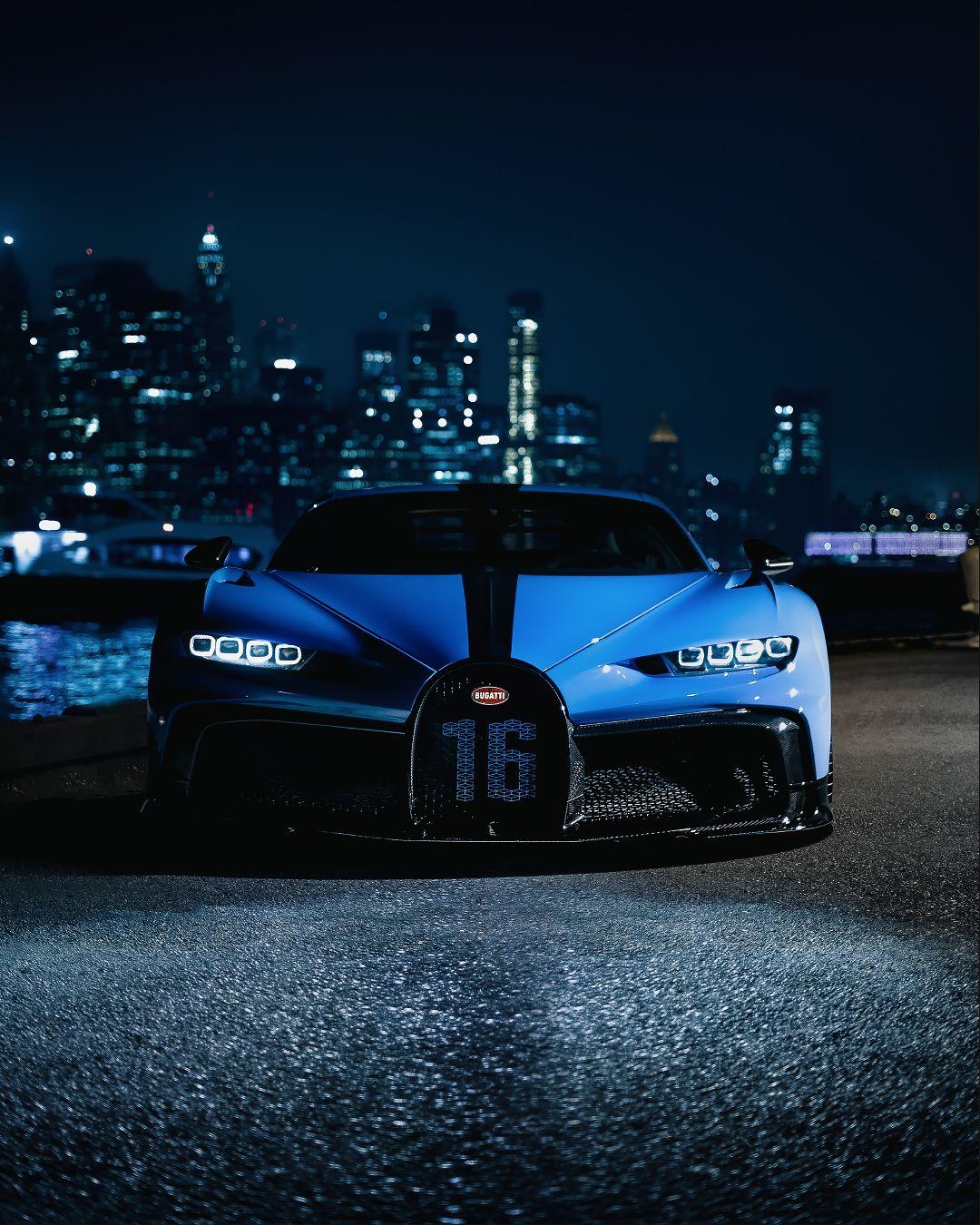 Chiron Pur Sport In Manhattan Bugatti Luxury Car Brands Bugatti Cars
