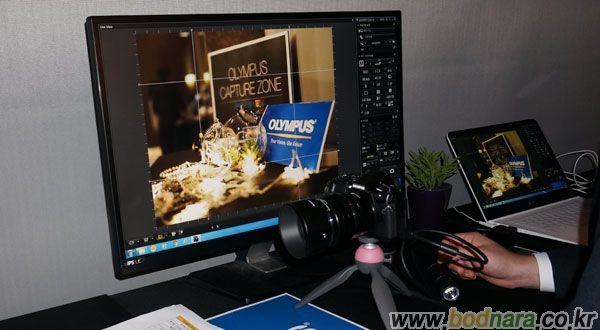 3년만에 돌아온 올림푸스 미러리스 플래그십 카메라, OM-D E-M1 Mark II :: 다나와 DPG