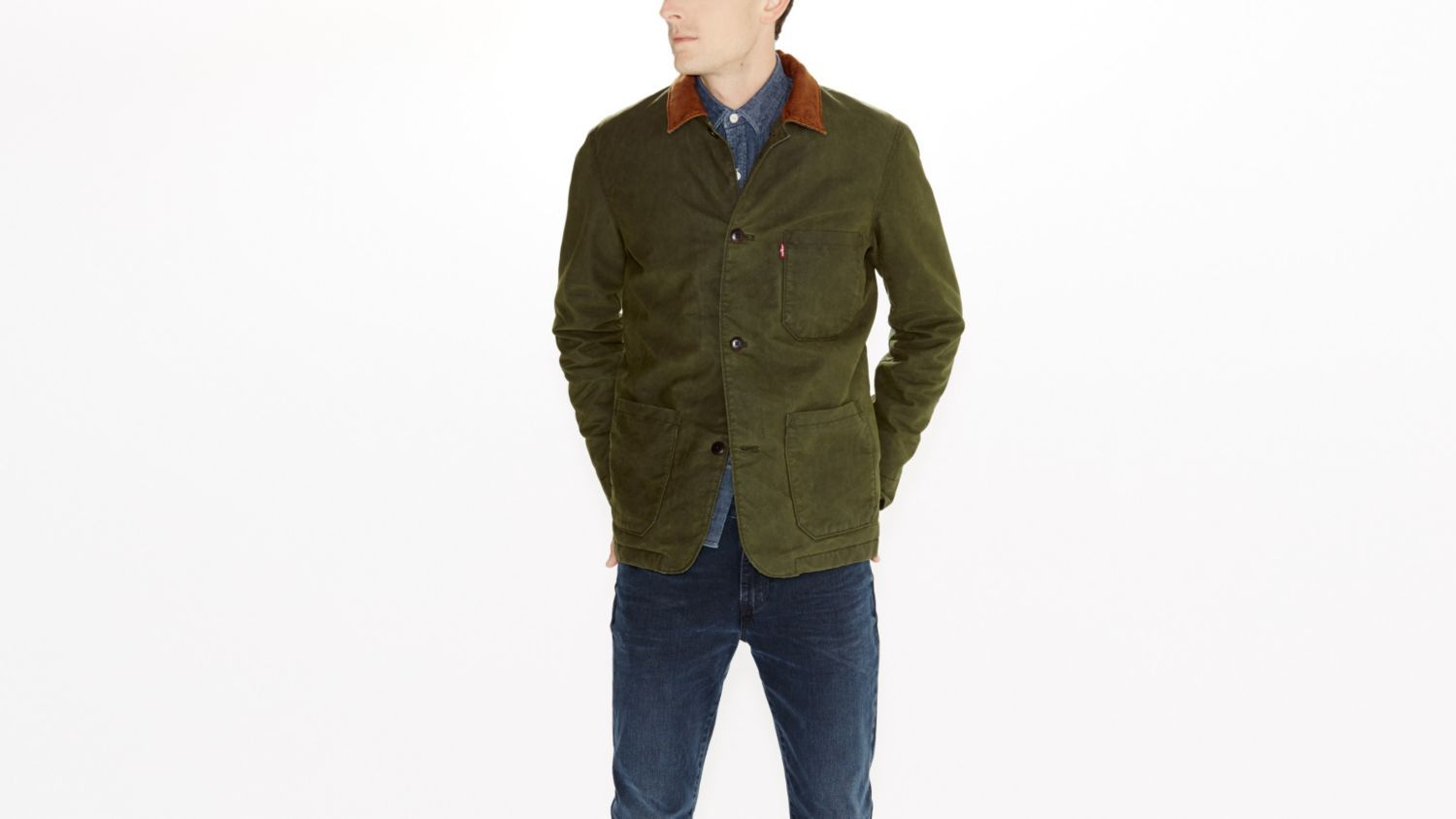 344a04862 Levi's Engineer's Coat | Manly Jackets | Jackets, Work jackets, Clothes