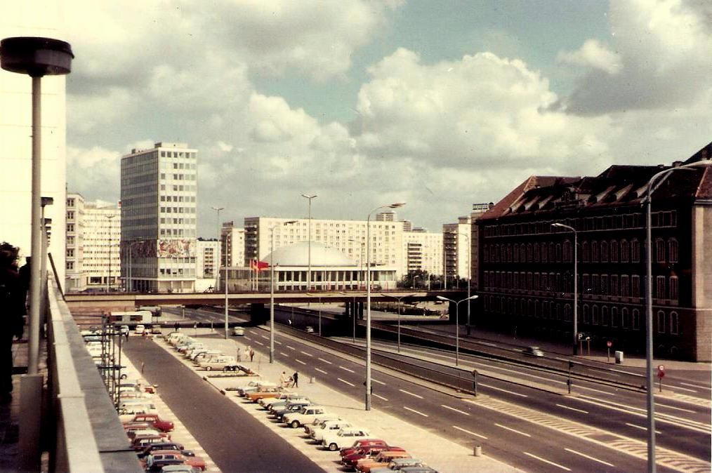 View Towards The Alexanderplatz East Berlin Places To Travel East Berlin Germany