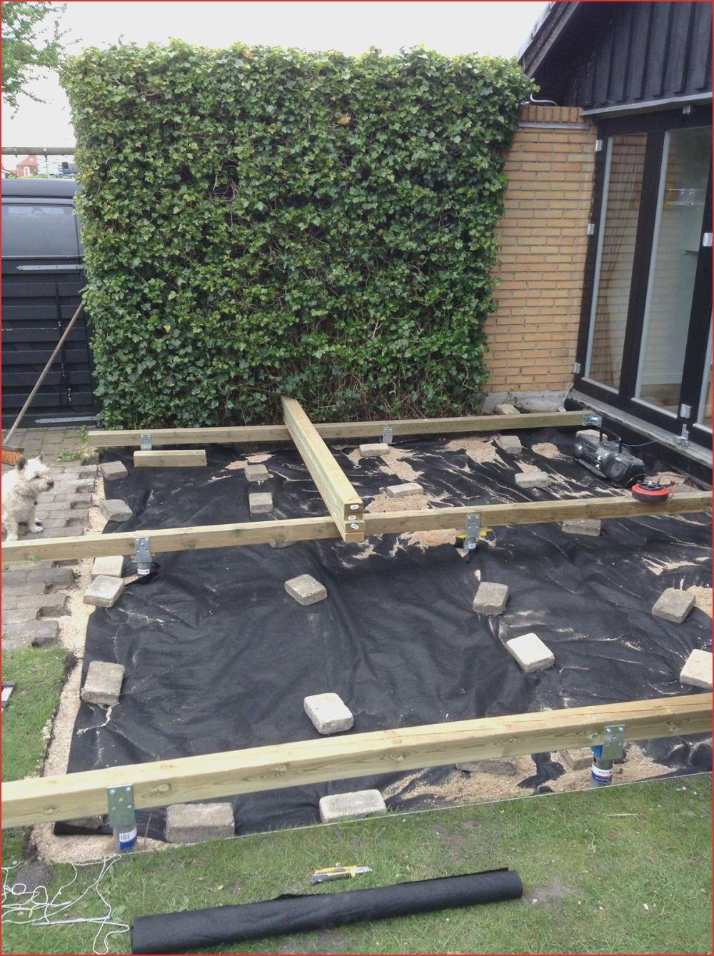Garten Planen 25 Frisch Fundament Für Terrasse O25p