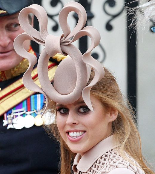 Princess Beatrice Of York Hat