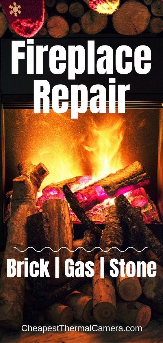 How To Repair Fireplace 15 Excellent Case Studies And Tips With Videos Fireplace Gas Fireplace Stone Fireplace
