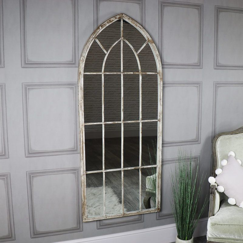 Large Arched Window Mirror Uk