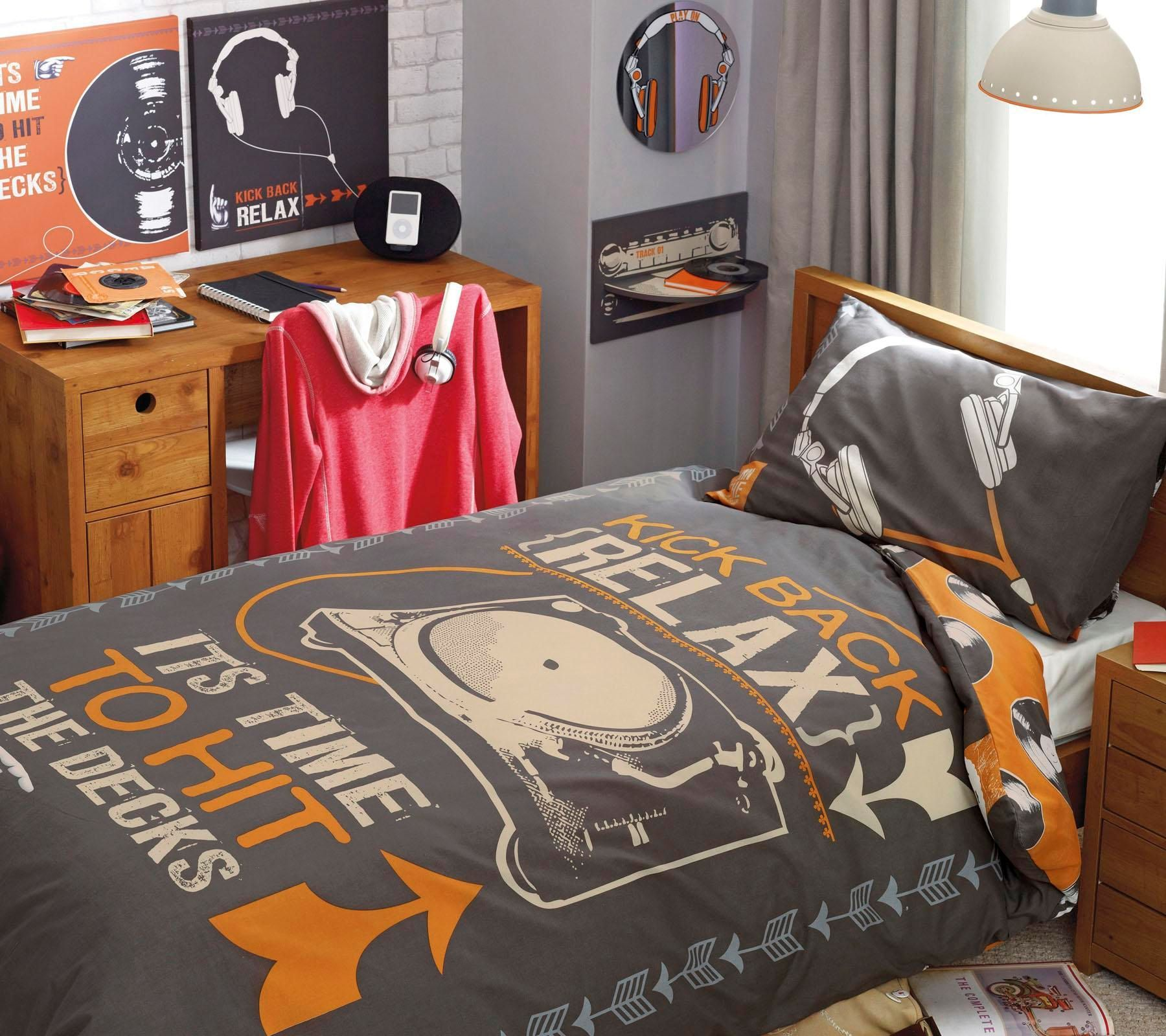 Buy Music DJ Bed Set From The Next UK Online Shop