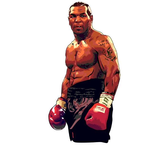 Cartoons For Mike Tyson And Tyson Fans Www Wecartoon Com Mike Tyson Sports Celebrities Celebrities