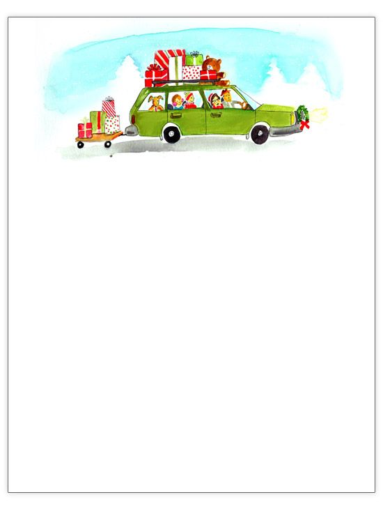 Free Christmas Letter Templates Christmas Pinterest Christmas