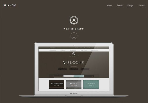 50 Beautifully Simple Portfolio Websites For Your Inspiration Portfolio Website Design Portfolio Website Inspiration Portfolio Website