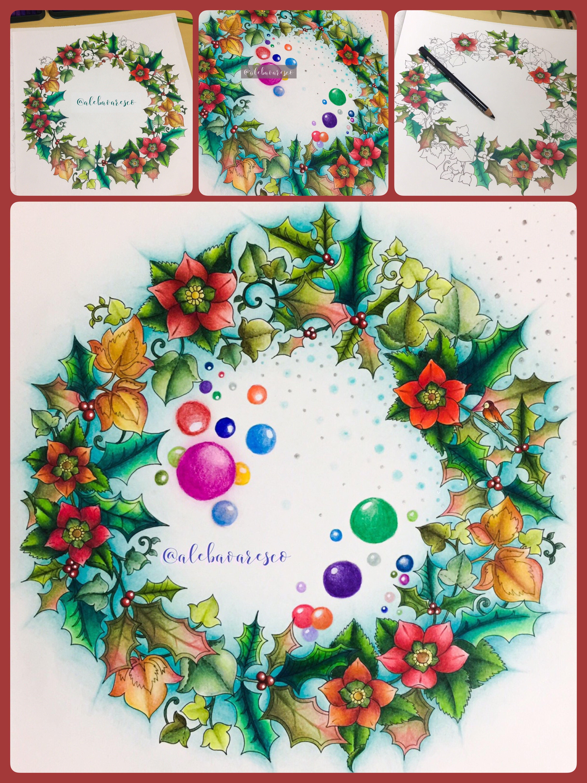 Pin by Susan Stringfellow on Johanna's Christmas coloring ...