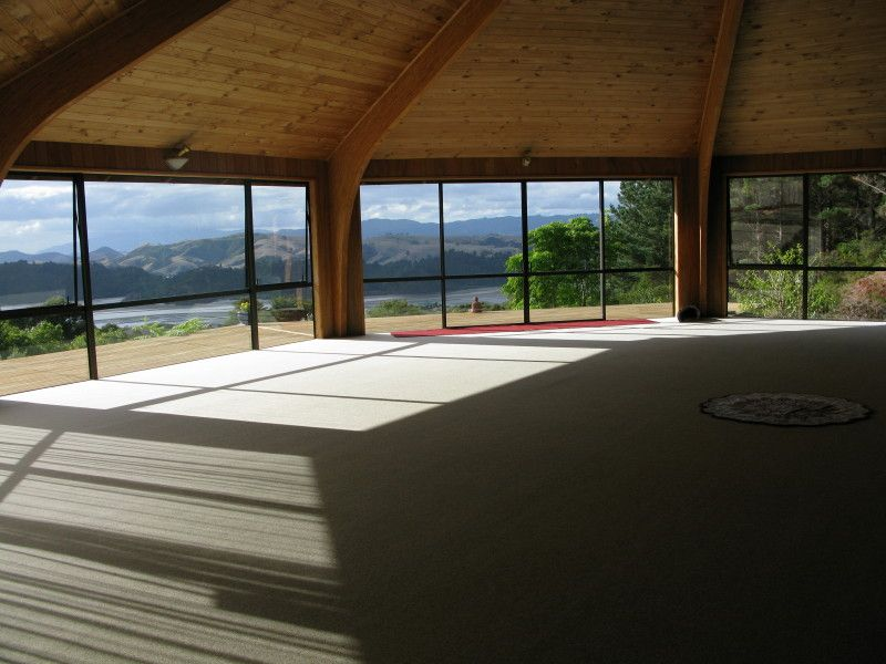 Mana Retreat Center, New Zealand (With images) | Retreat ... on New Vision Outdoor Living id=95720