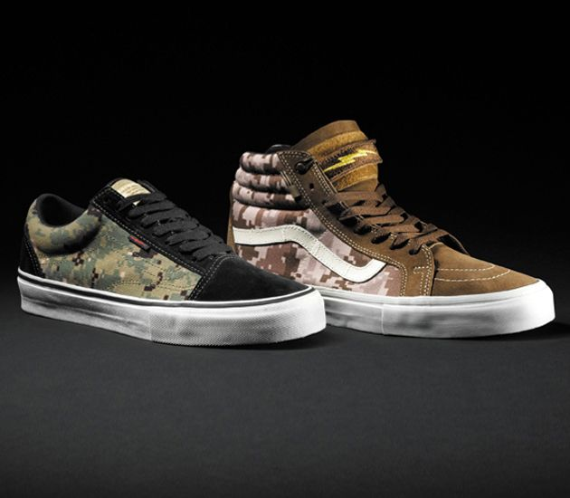 vans syndicate zapatillas