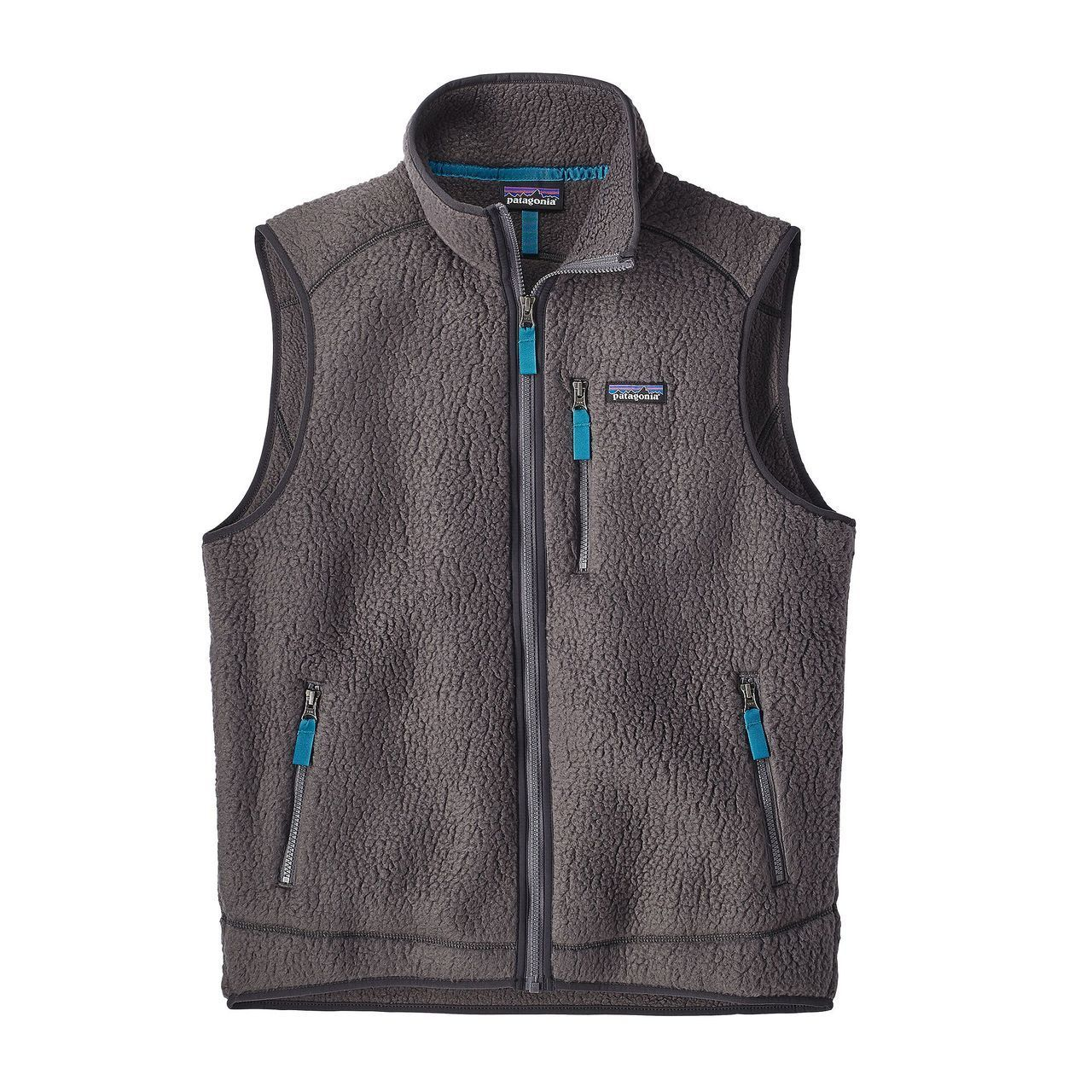 Patagonia menus retro pile fleece vest fleece vest patagonia and