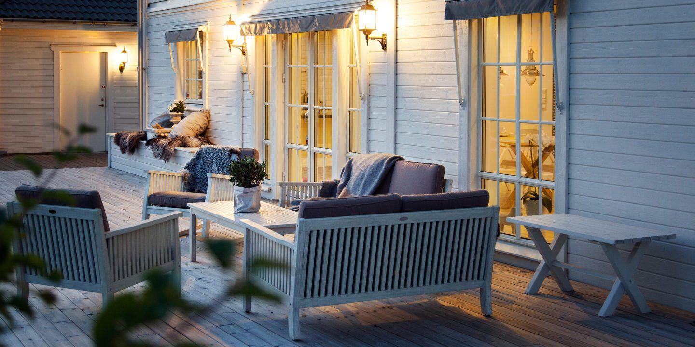 Följ stegen i Eksjöhus checklista: bygga hus.   Trädgård ...