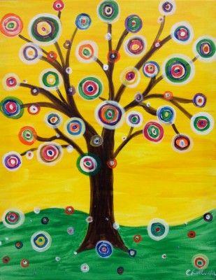 Related image | Kandinsky | Pinterest | Kandinsky and Tree art