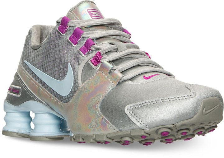 finest selection 2c9db d35e8 Nike Women s Shox Avenue Running Sneakers from Finish Line