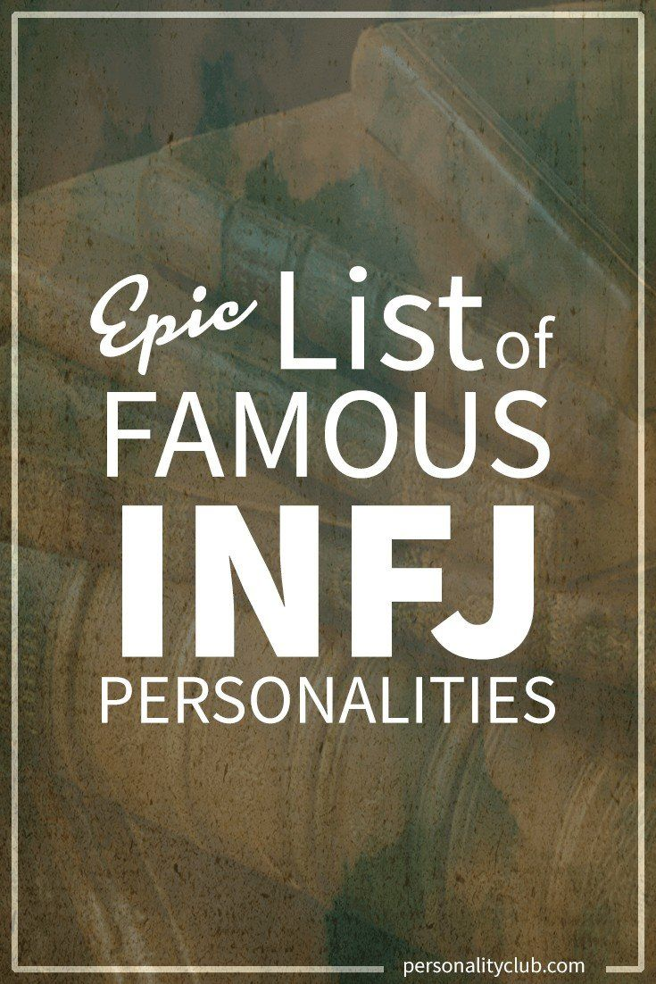 10 Secrets of the INFJ, the Rarest Personality Type in the ...