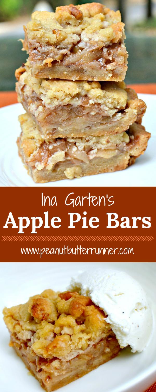 Ina's Apple Pie Bars | Easier Than Apple Pie!