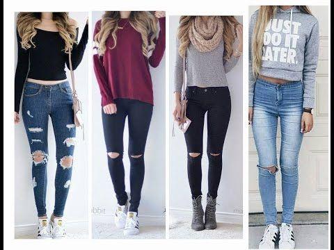 Resultado de imagen para ropa de moda juvenil | Outfits | Pinterest | Ropa de moda Modas ...