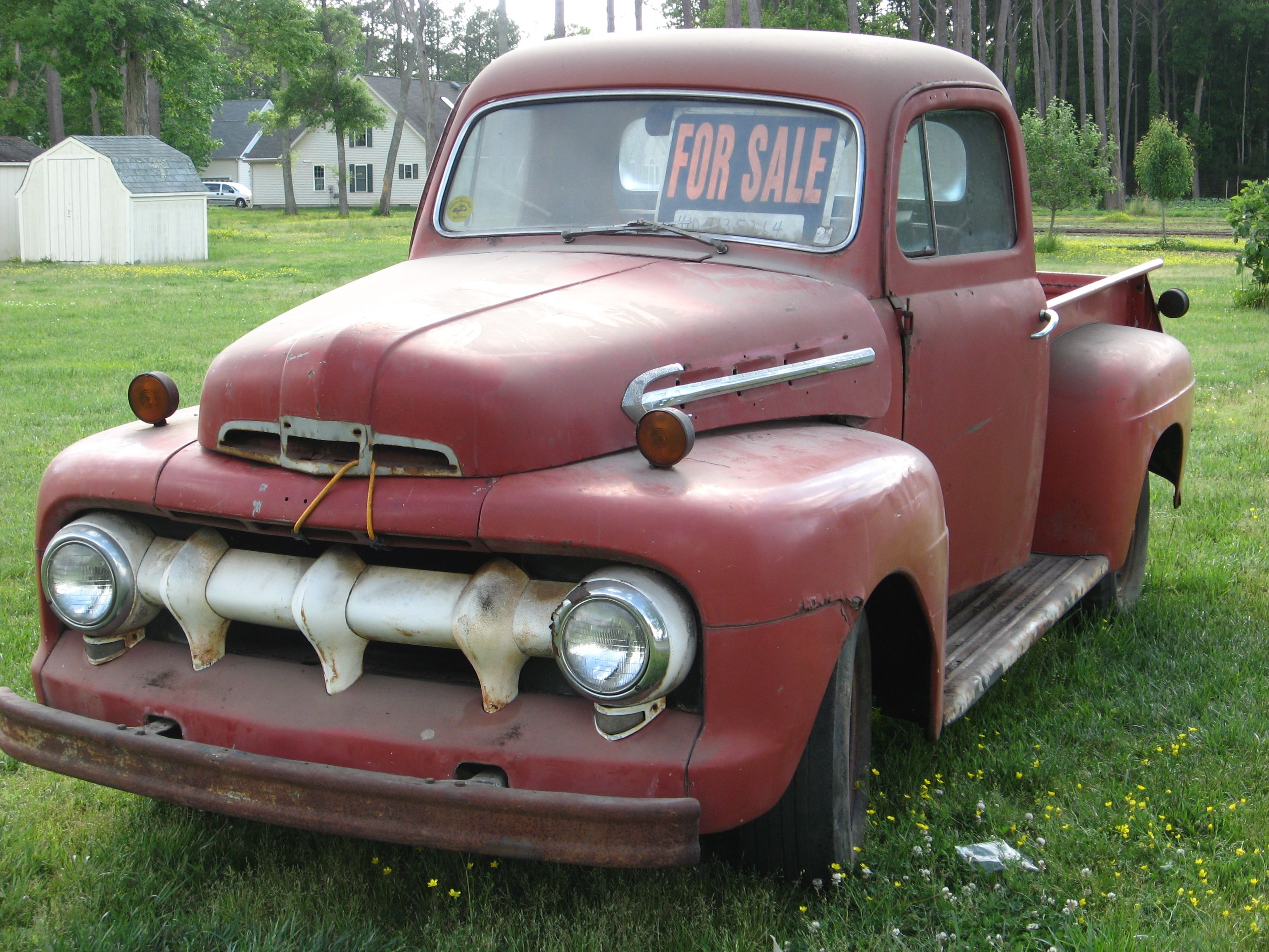Classic Ford Truck | Classic trucks, Ford trucks and Ford