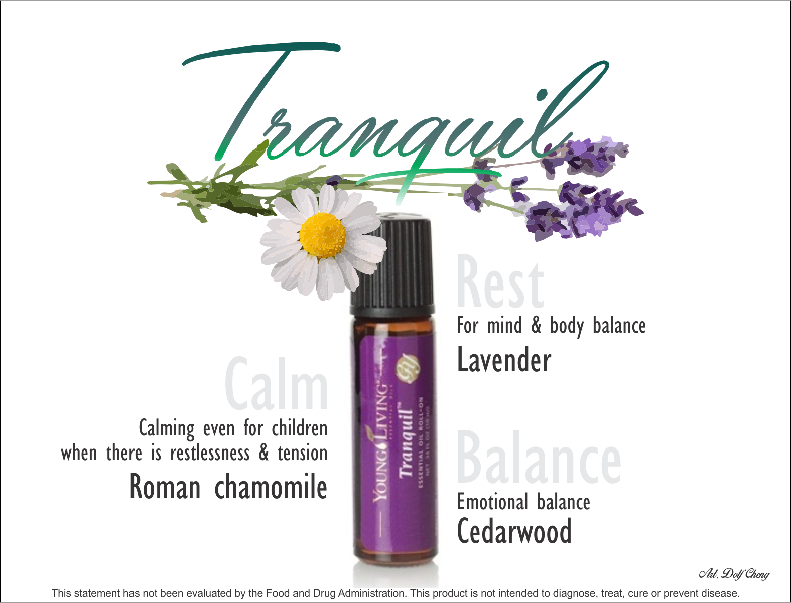 Young Living Tranquil Roll On Www Essentialoilsobsessed