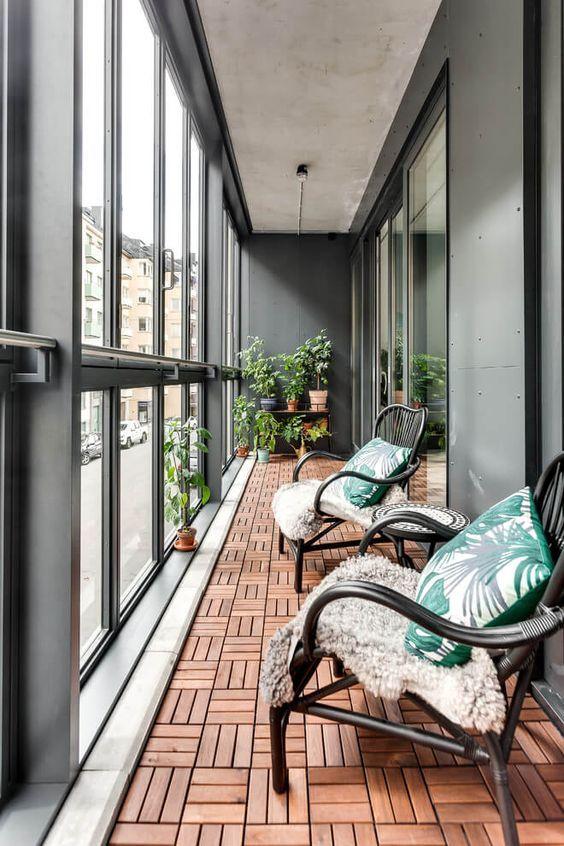 Ideas para balcones modernos Balconies Pinterest Balconies - balcones modernos