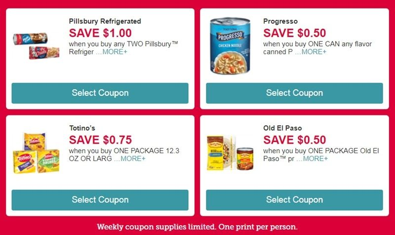 Limited Time Coupons For Progresso Pillsbury Old El Paso Totino S Http Www Iheartcoupons Net 2017 12 Limited Time Coupon Totino S Progresso Coupons