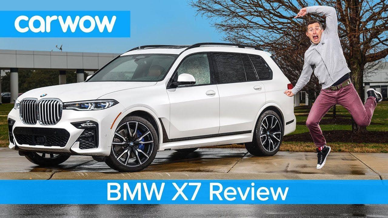 2020 BMW X7 Suv Series Performance
