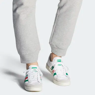 adidas Americana Low Shoes - White | adidas US | White ...