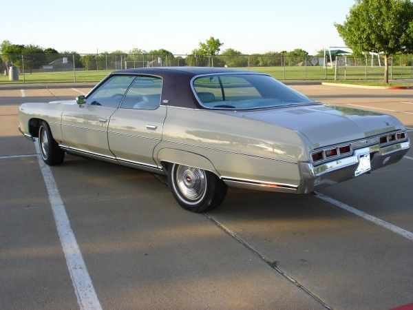 1971 Caprice 4 Door Hardtop See The U S A In Your Chevrolet Chevrolet Cars Chevy
