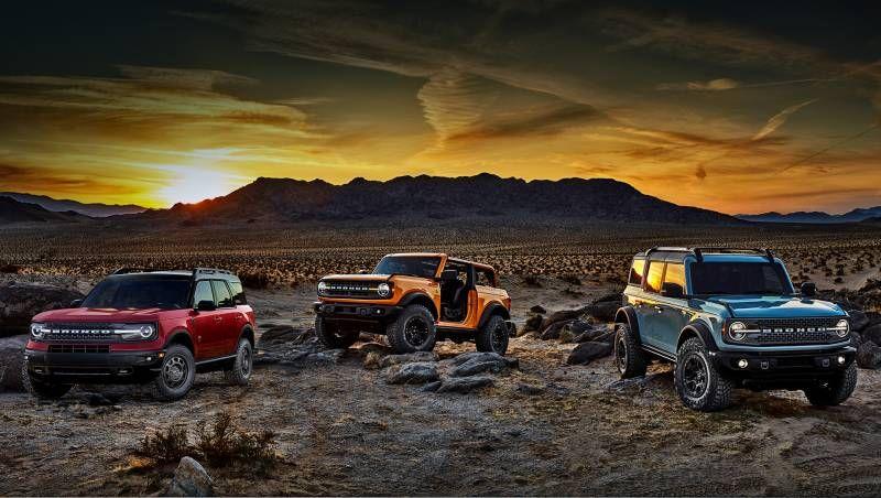 Семейство Ford Bronco пополнится рамным пикапом — ДРАЙВ в