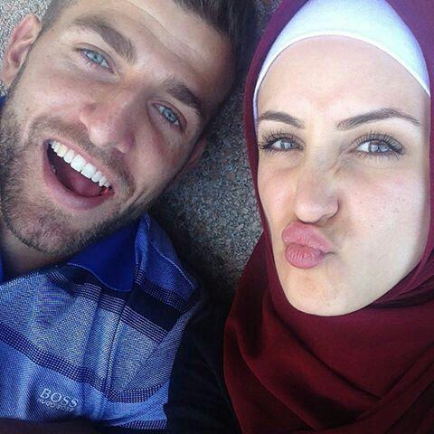 French Muslim Convert Couple Muslim Converts Muslim Islam