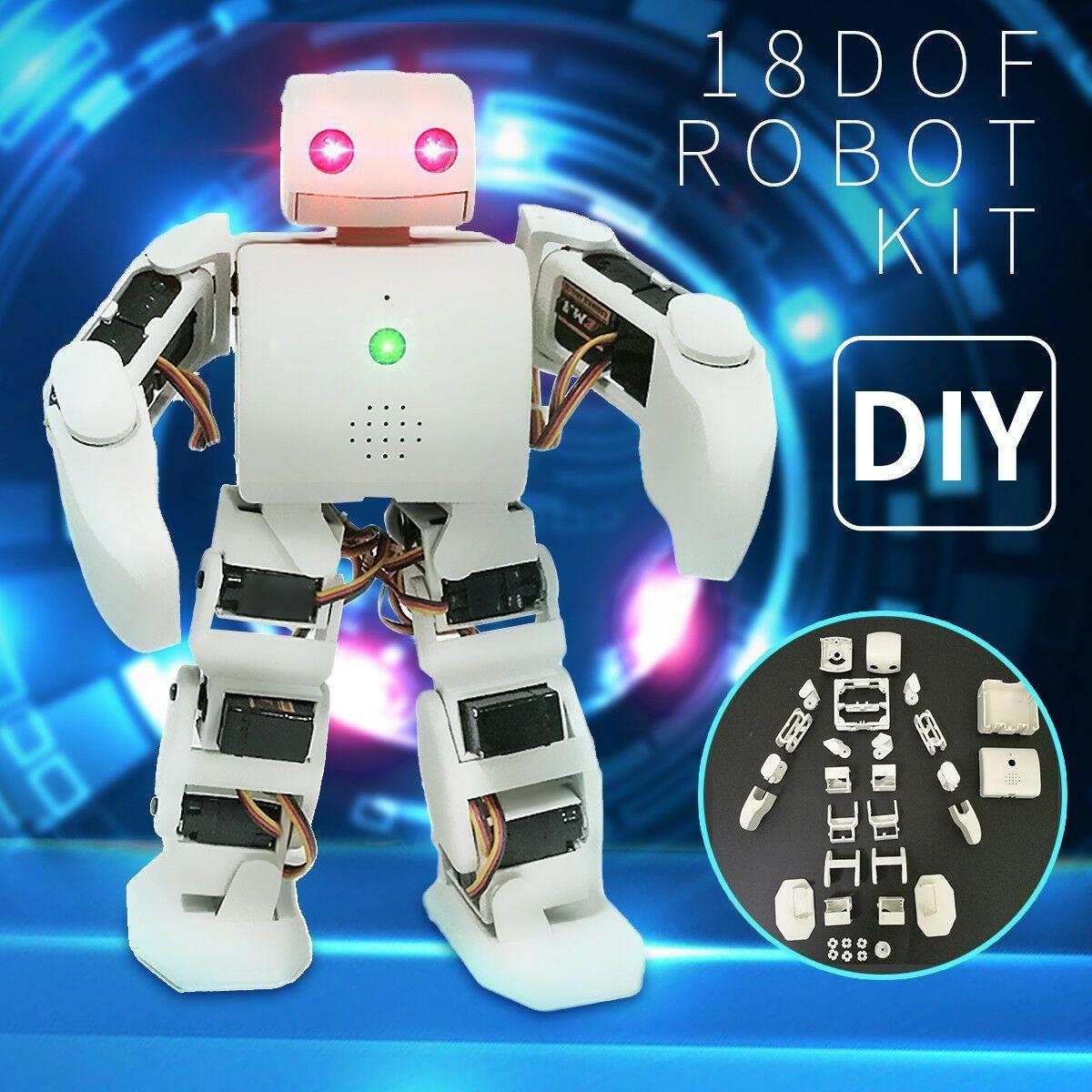 18Dof Plen2 Humanoid Robot Wifi & App Compatible W