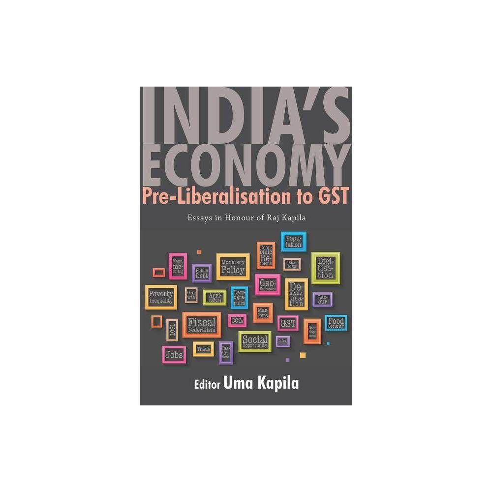 India S Economy Pre Liberalisation To Gst Hardcover University Of Delhi Essay Indian