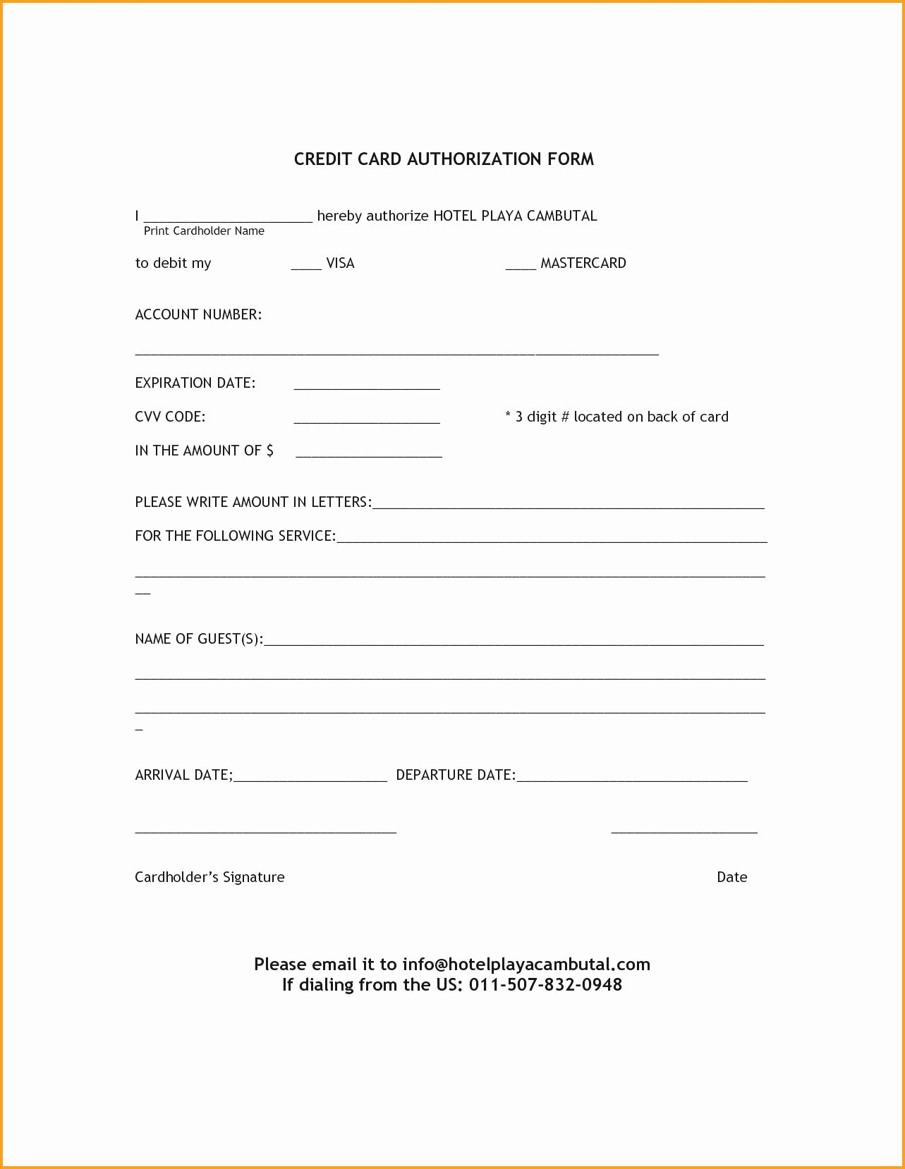 Credit Report Authorization Form Template New Authorization Form Template Example Mughals In 2021 Letter Templates Credit Card Statement Template